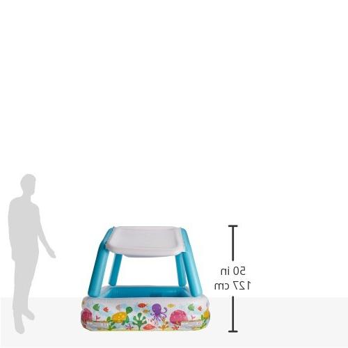 """Intex Sun Pool, 62"""" X 48"""", for Ages"""