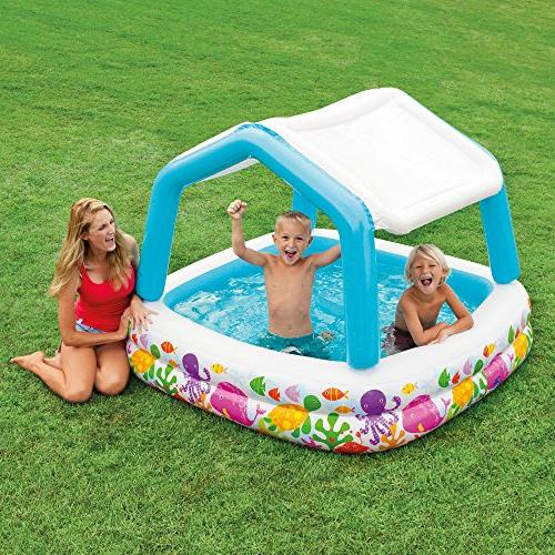 Intex Sun Pool, X X for Ages 2+