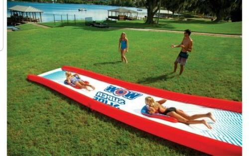 Wow World of Watersports Super Slide, 25' x 6' Water Slide