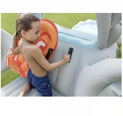 Intex Surf And Slide Inflatable Water Shark