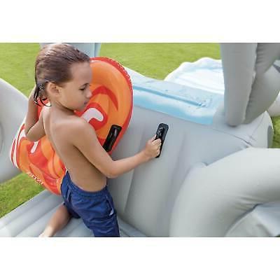 Intex Surf Inflatable Kids Water Slide w/ Surf Riders
