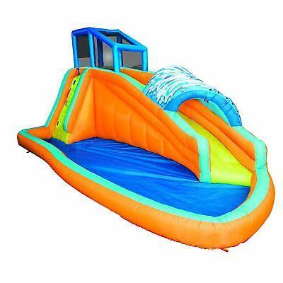 surf rider aqua park inflatable