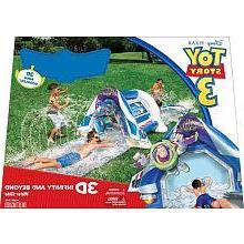 Toy Story to Infinity and Beyond 3d Water Slide with Goggles