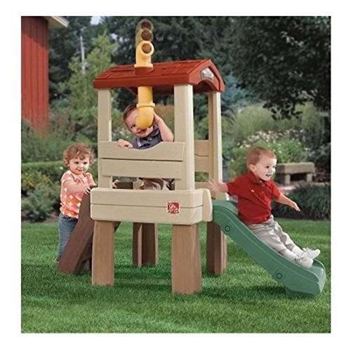 treehouse climber playset