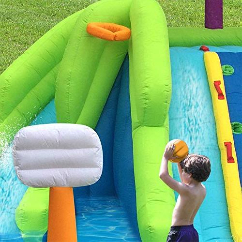 Kahuna Inflatable Splash Water