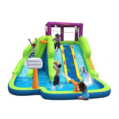 Kahuna Blast Inflatable Pool Water