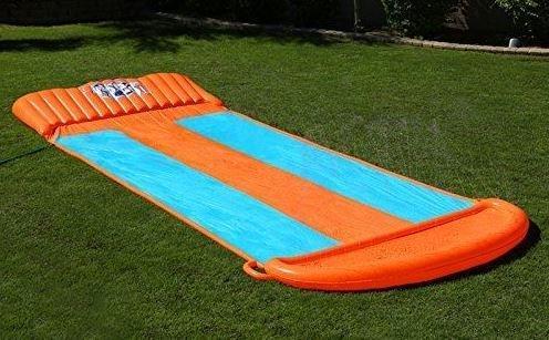 eXXtra Inflatable Slide Big Backyard