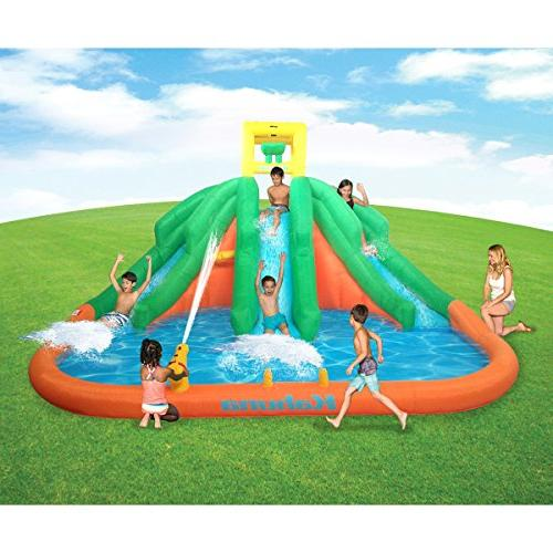 Kahuna Big Inflatable Slide