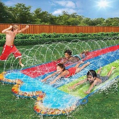 Banzai Triple Racer Water