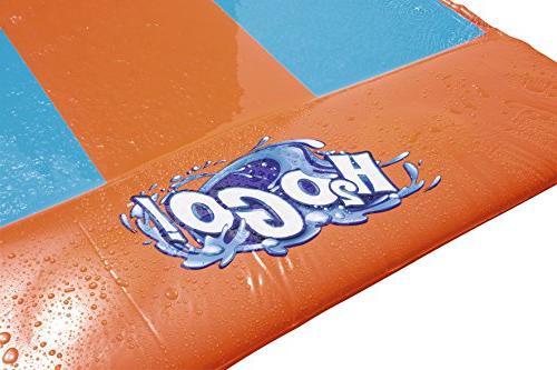 Bestway Triple Slide, Multicolor