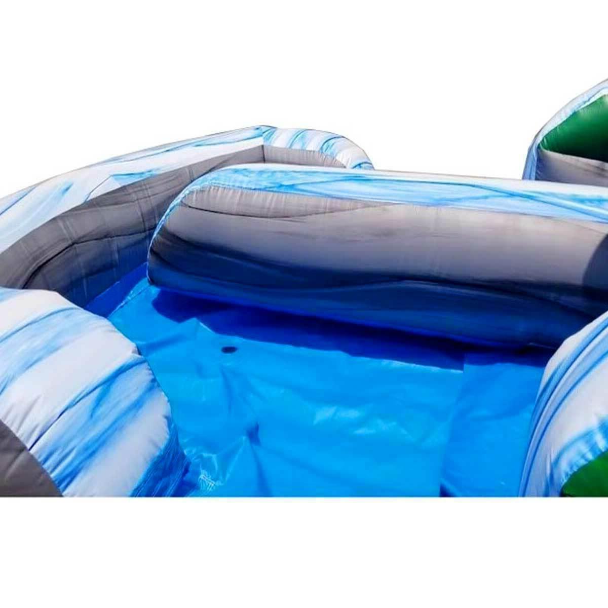 Tropical Commercial n Slide Lane Water Blower 35'L