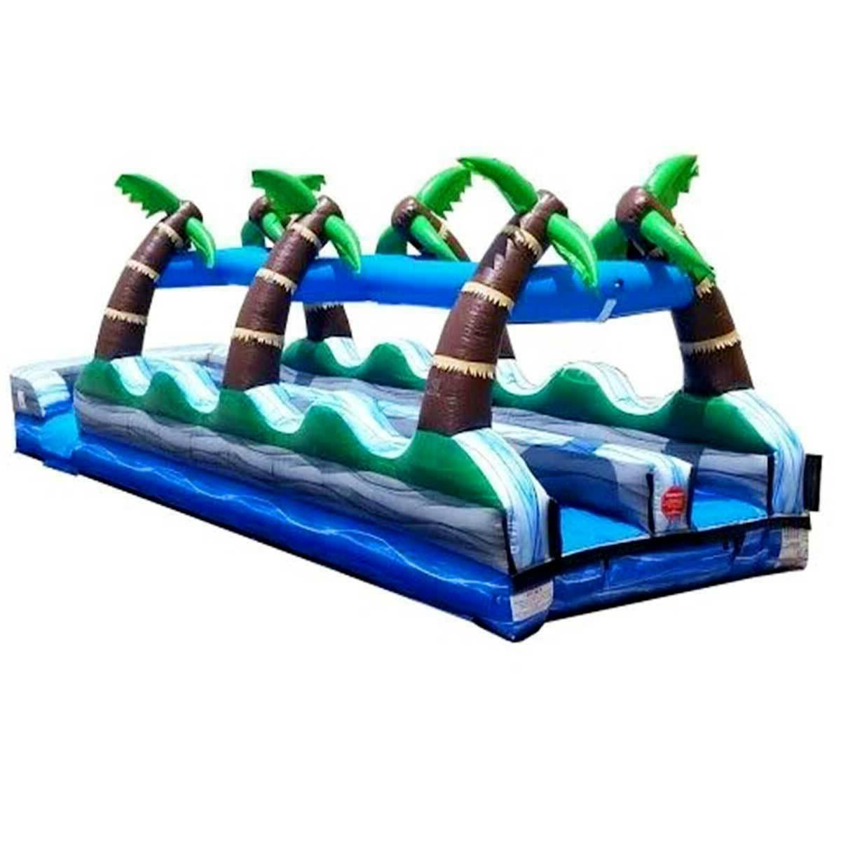Tropical Commercial Inflatable n Dual Water 35'L