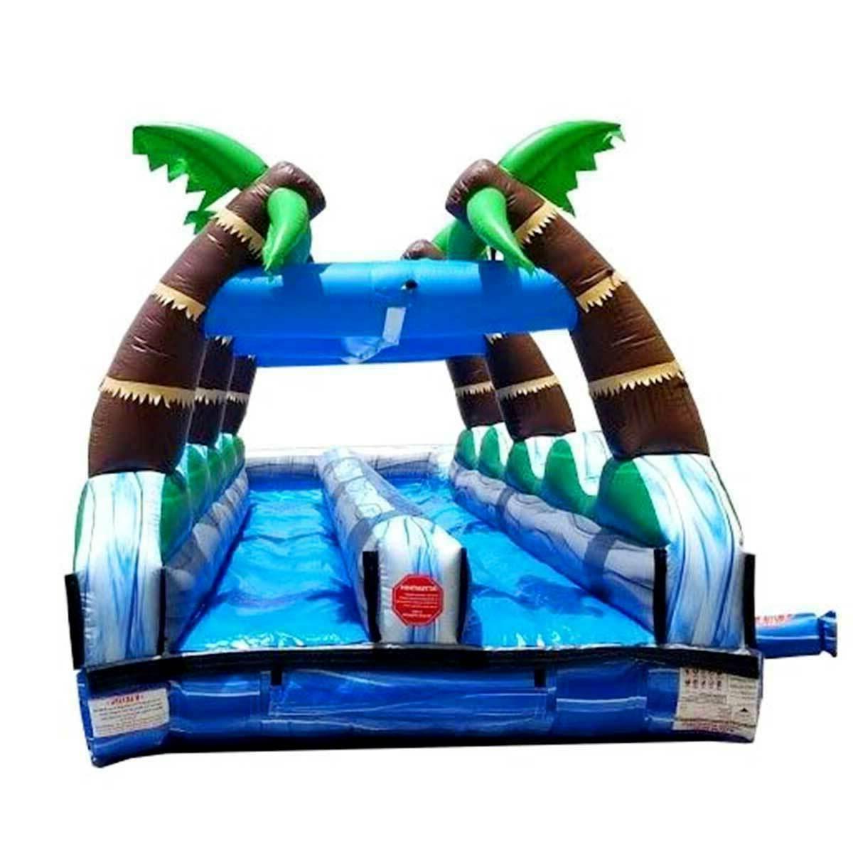Tropical n Slide Water Slide & 35'L