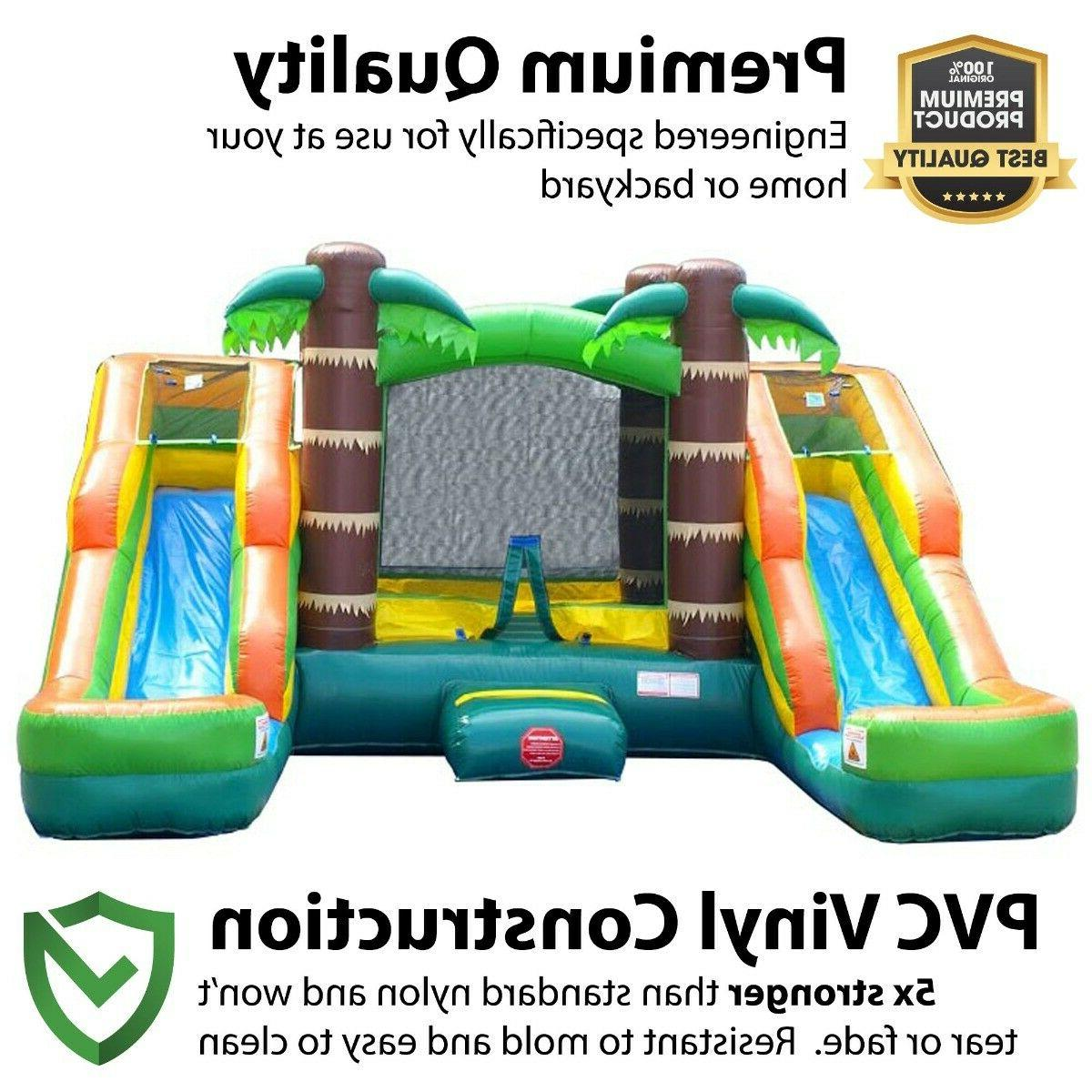 Tropical Premium House Slides, Mat, Tarp &