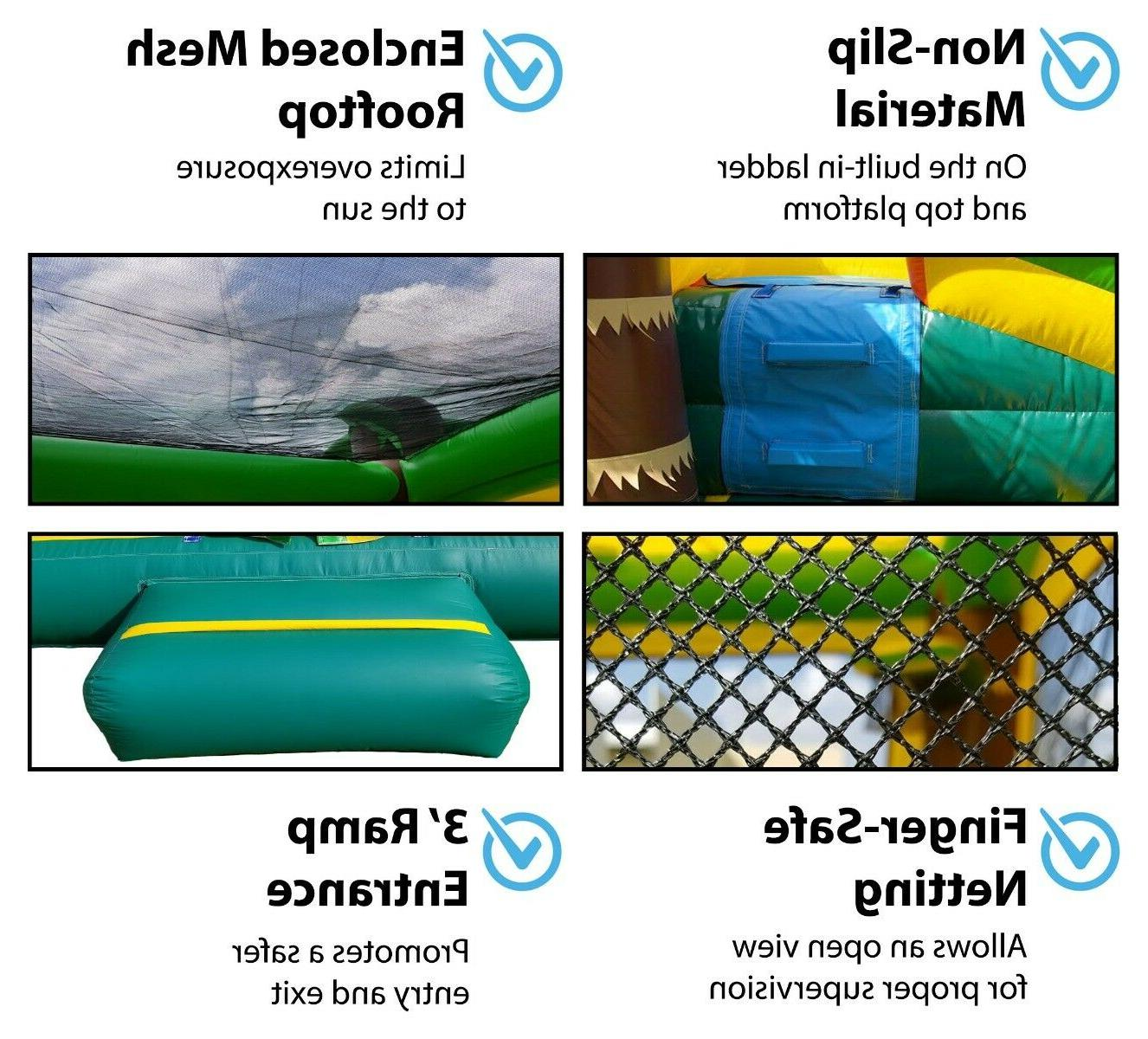 Tropical House Slides, Mat,