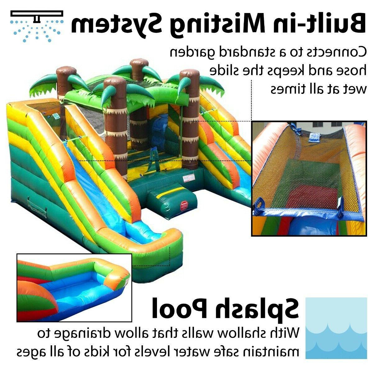 Tropical House Water Mat, Tarp &