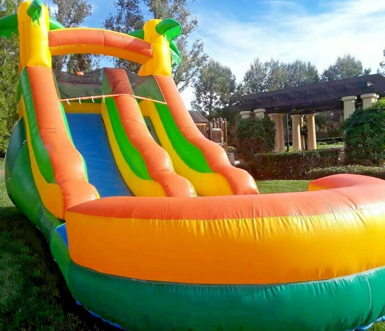 Tropical Slide 12 100% PVC HP Blower