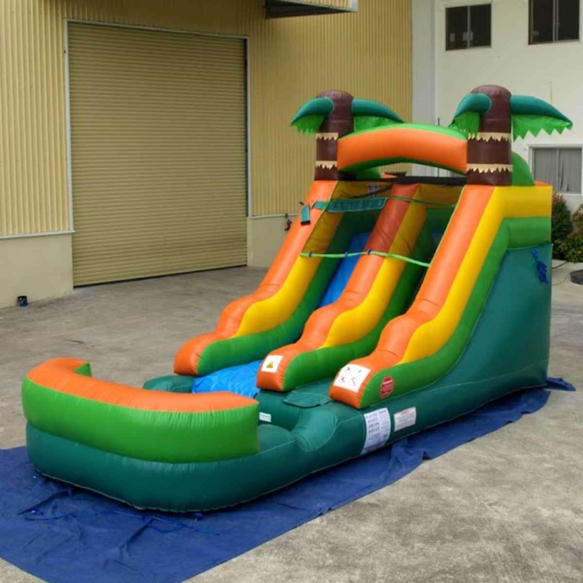 Water Slide Single Splash Blower