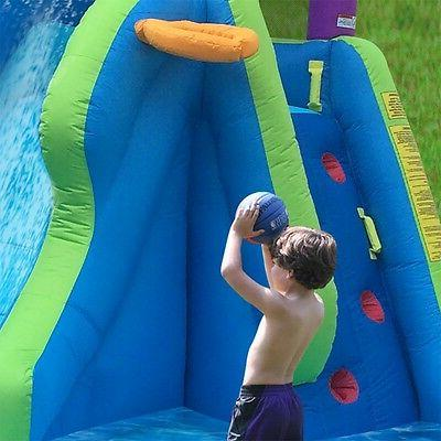 Magic Twin Outdoor Inflatable Pool Backyard