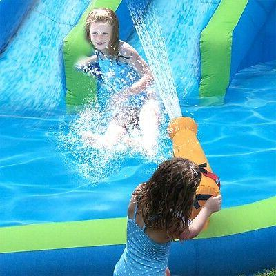 Magic Outdoor Backyard Slide