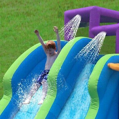 Kahuna Inflatable Splash Backyard Water