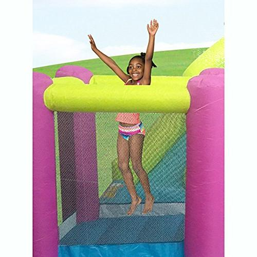Kahuna Twin Peaks Outdoor Inflatable Backyard &