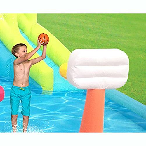 Kahuna Twin Peaks Inflatable Kiddie Pool &
