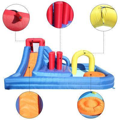New Slide Bouncer Kids House Fun Slide