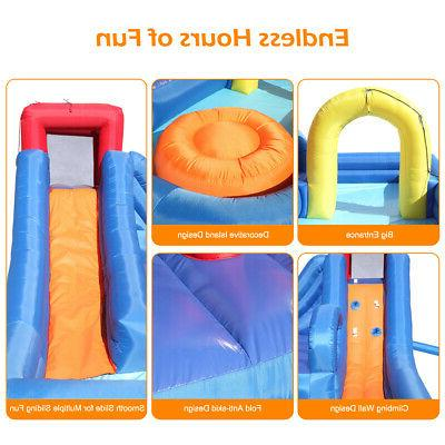 New Inflatable Bouncer House Fun Blower