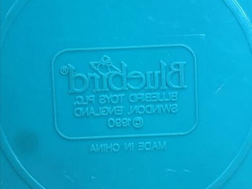 Vintage PARK Water Bluebird Compact Playset