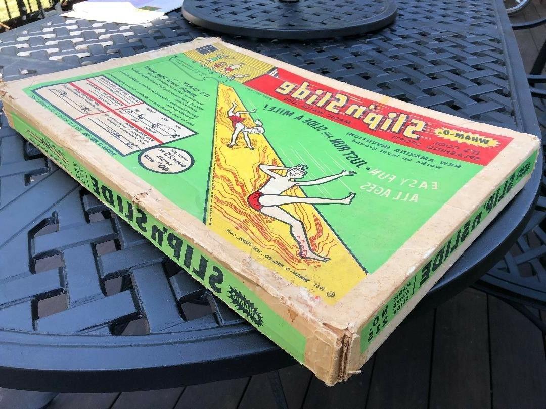 Vintage Toy Slip 'n Slide