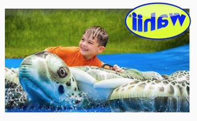 Wahii Water Slide 75ft.......KIDS LOVE
