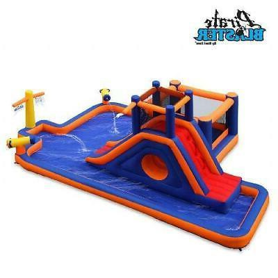 Water Inflatable Games Water Slide Big
