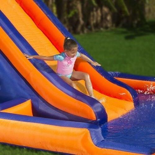 Water Park Outdoor House Falls Aqua Kids