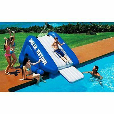 "Intex Water Slide Inflatable Play Center 135"" X 81"" X 50"" fo"