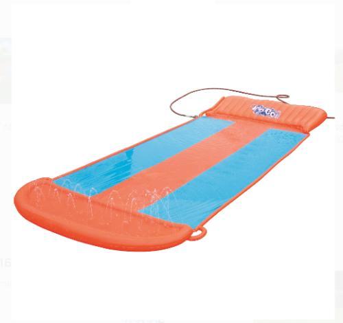 Water Inflatable Kids Slide Splash Play