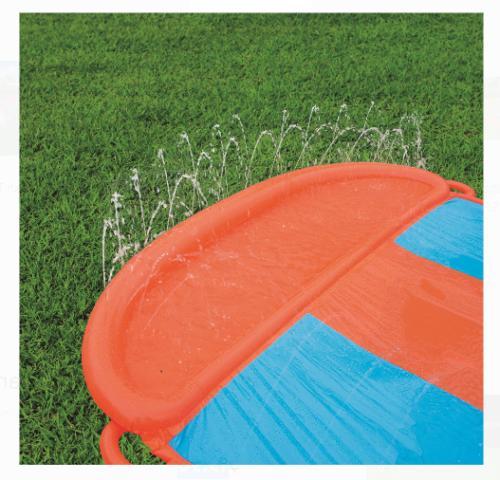 Water Slide Slide Splash Play