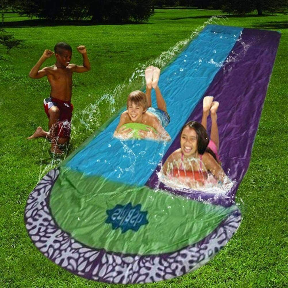 15Ft Lawn inflatable, slide