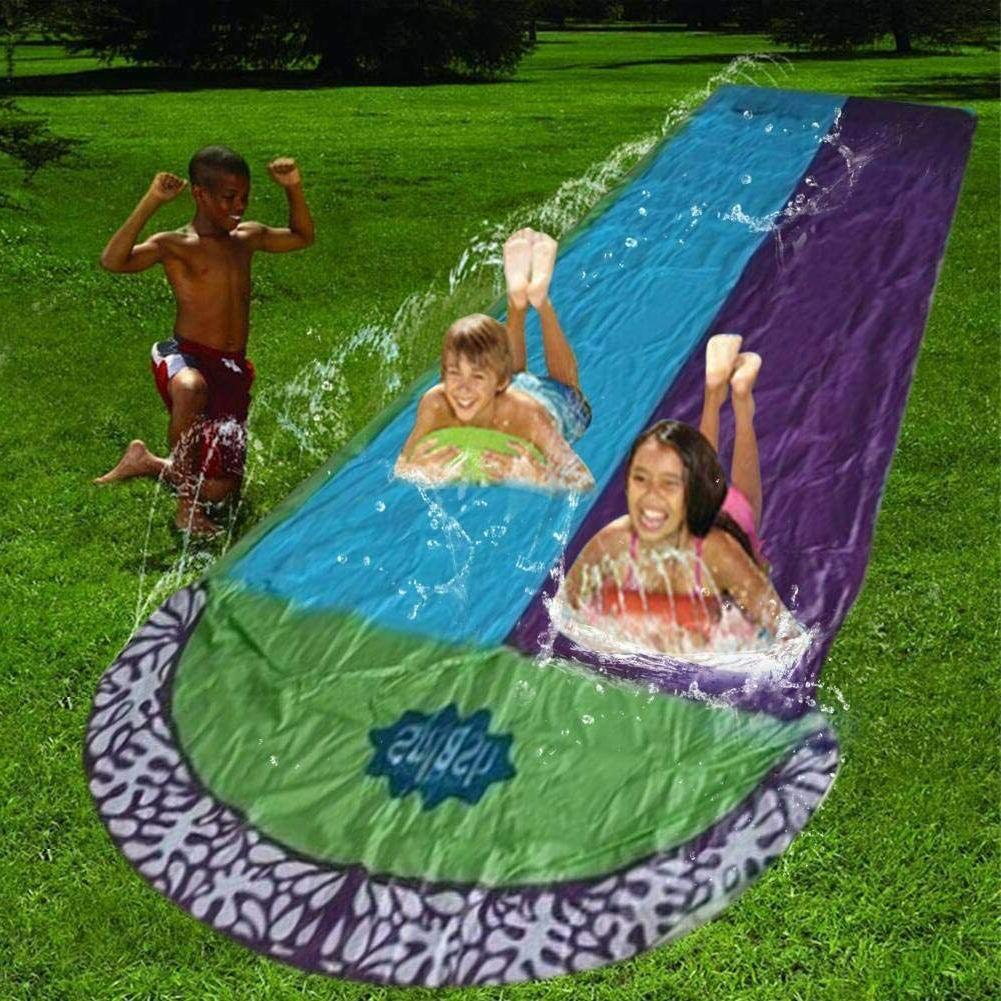Water for Backyard Water Slip Slide x 55in