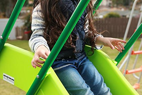SLIDEWHIZZER Playground Playset Rider for Children. Play Playing. Fun for Hours.