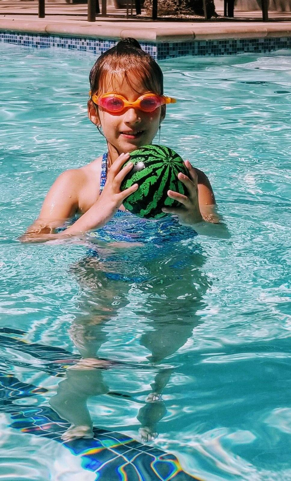 watermelon balls fun toys for the swimming