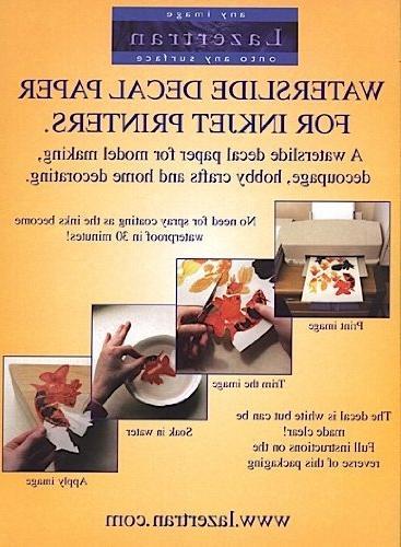 Lazertran Paper Lazertran for