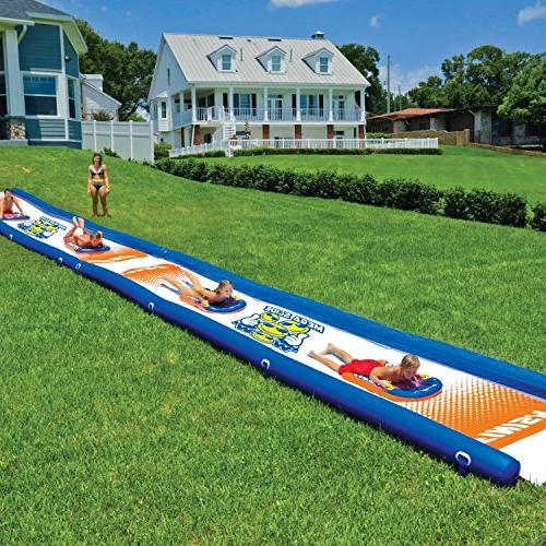 WoW Watersports 18-2200 Slide, Backyard Waterslide, Side x Hand