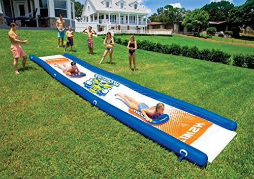 watersports mega slide