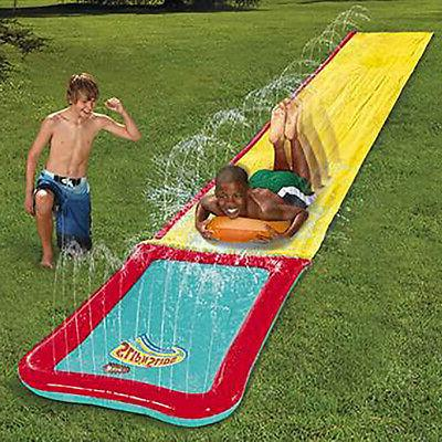 Wham-O 18 Foot Water Slide with Splash Zone Sprayers
