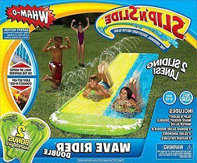wham o slip n slide hydroplane double