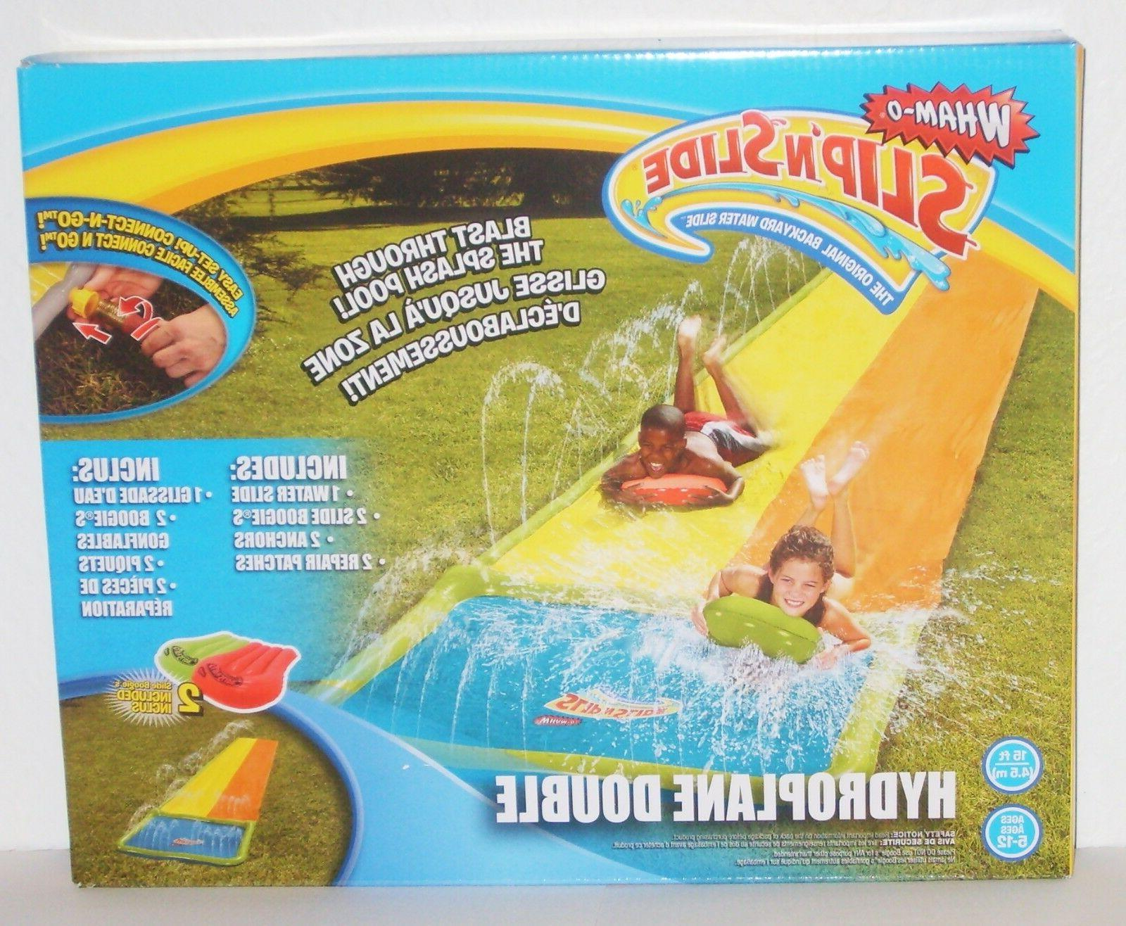 wham o slip n slide water hydroplane