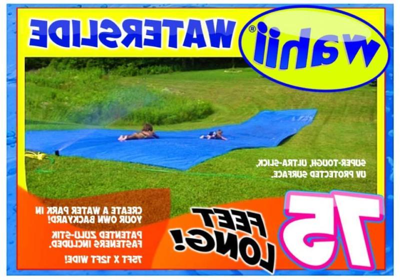 World's Biggest Water Slide Parties Camps