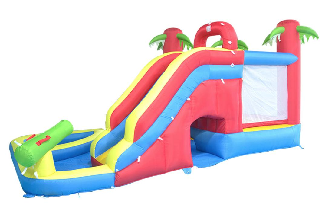 YARD Trampolines Pool Water Giant Inflatable
