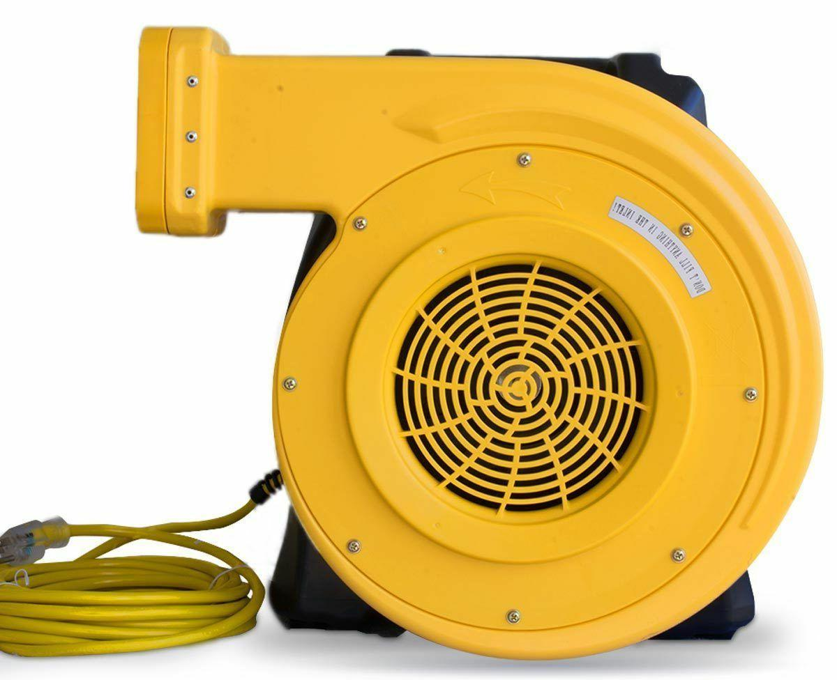 Zoom 3 HP Commercial Inflatable Blower Water
